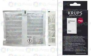 krups 2 sachets d tartrant test duret eau machine caf. Black Bedroom Furniture Sets. Home Design Ideas