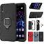 Pour-Huawei-Nova-3-3i-3E-Telephone-Etui-Hybride-Pied-Armure-Robuste-Bague-Porte miniature 1