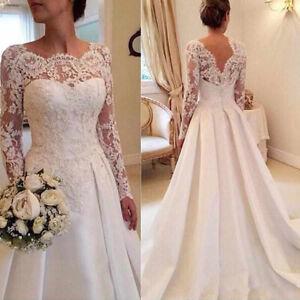 Langarm-Brautkleid-Hochzeitskleid-Kleid-Braut-Babycat-collection-ivory-BC871C-38