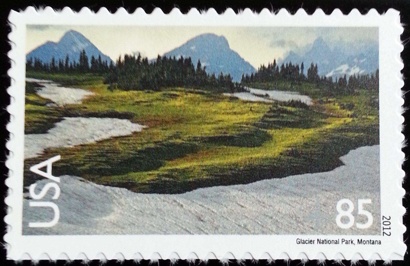 2012 85c Glacier National Park, Montana Scott C149 Mint