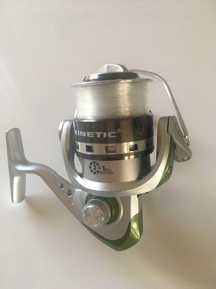 Fluehjul, Kinetic 4000 FD
