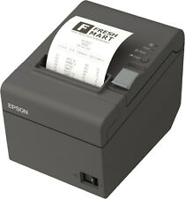 Brand New Epson Tm T20 Thermal Pos Printer Usbserial Free 2 Day Shipping