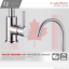 thumbnail 9 - Stainless Steel Kitchen Faucet