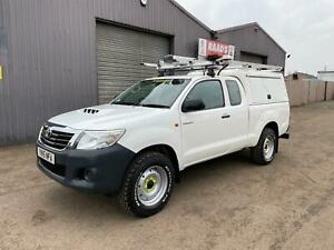 2015 Toyota Hilux Extra Cab 2.5D-4D 4x4 * Utility Workshop *Night Heater *