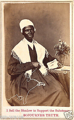 Isabella Bell Baumfree an African-American abolitionist Sojourner Truth