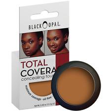 Black Opal Total Coverage Concealing Foundation, Hazelnut 0.40 oz