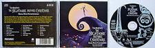 The Nightmare Before Christmas Soundtrack, Danny Elfman, Tim Burton, Halloween