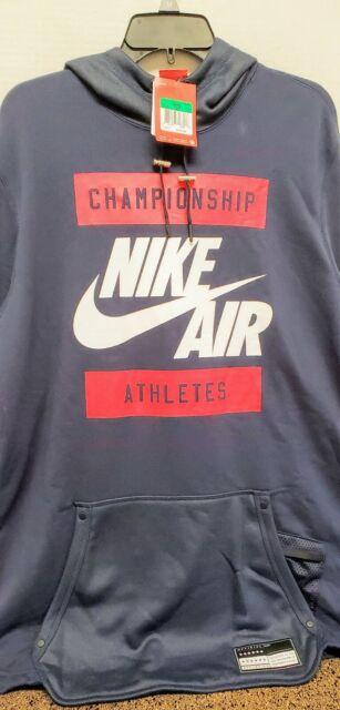 Men's Nike Air Champion Athlete Hoodie 802638 NWT NWT