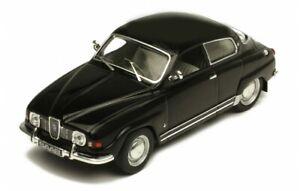 SAAB 96 V4 - 1969 - black - IXO 1:43