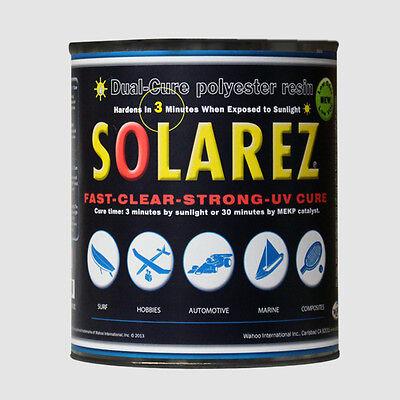 Solarez Low-VOC Dual-Cure Polyester Resin Gallon