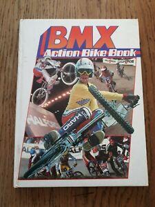 Bmx Action Bike Hardback Book Halfords Vintage