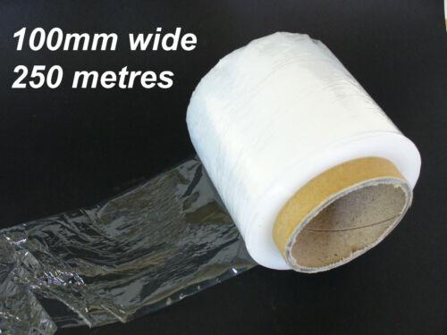 100mm Pallet Shrink Wrap x 250 metre Roll