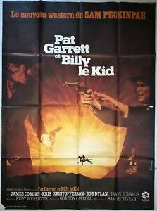 Plakat-Kino-Western-Pat-Garrett-amp-Billy-The-Kind-120-X-160-CM