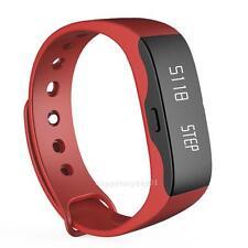 Men/Women Bluetooth Smart Wrist Band Sports Watch Heart Rate Monitor Bracelet US