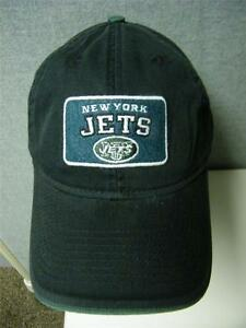 f6a327d9cd5 Image is loading New-York-Jets-Reebok-Adjustable-Hat-Cap-Adult-