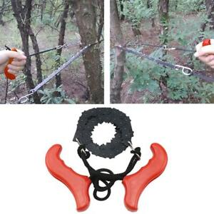 Pocket-Hand-Chainsaw-Outdoor-Survival-Camping-Hiking-Wood-Cutting-Chain-Saw