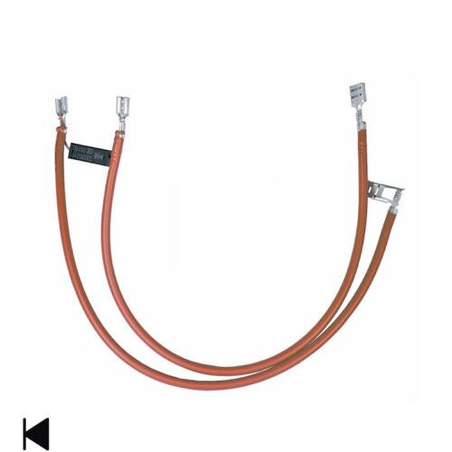 Diodo 2x062 H in alternativa 10004786 con due lenti filo di collegamento per microonde