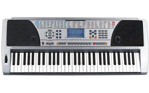 WEINBERGER-Keyboard-44876-Anschlagsdynamik-Keybord-Drums-Lernfunktion-NEU