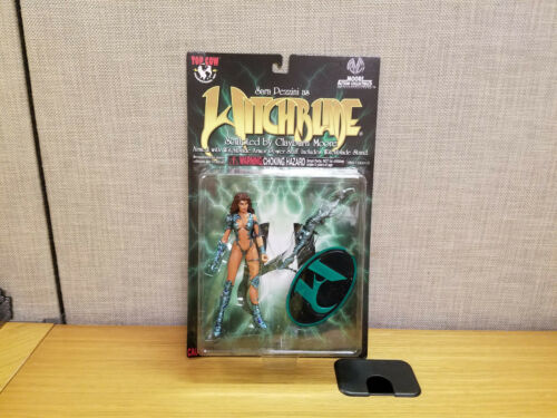 Moore Action Collectibles Sara Pezzini as Witchblade action figure New!