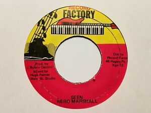 Nero-Marshall-Seen-and-Seen-Mix-Record-Factory-Records-Jamaica-Reggae-Import
