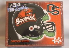 Oregon State Beavers Puzzles 3 in 1 Tri A Puzzle