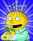 The Simpsons : Season 13 (Blu-ray, 2010, 3-Disc Set)
