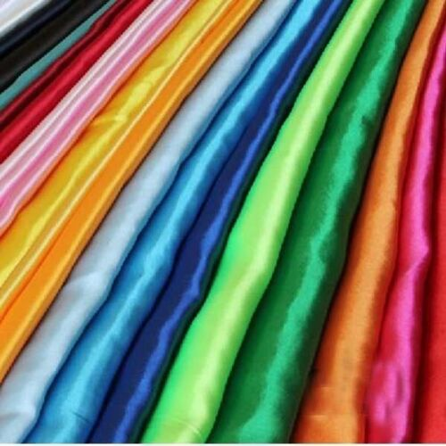 "15 Yards Satin Fabric 60/"" for Draping Chair Sash Bows TableCloth Runner Overlays"