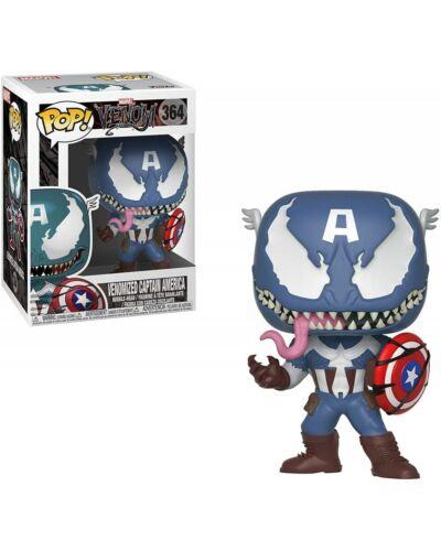 Marvel Venom//Captain America Marvel Venom Bobble POP