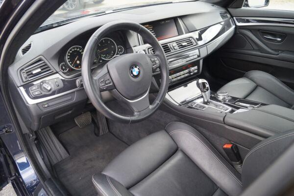 BMW 520d 2,0 Touring Luxury Line aut. - billede 4