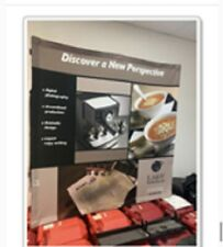 Trade Show Table Top Display Booth Pop Up Withcarrying Case