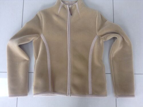 Jacket Super Soft As Can Feel Fleece Double Zip Ladies 10 Next Up Taglia YT67Fq