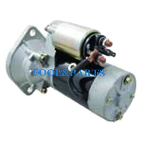 Starter Motor YM129136-77011 for Komatsu 4D88-6 3D88E-6 SK820-5 SK815-5E0