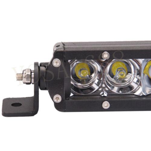 """1pc 35/""""150W CREE LED Light Bar LED Spotlight Flood Combo Light Fog Lamp 4X4 ATV"""