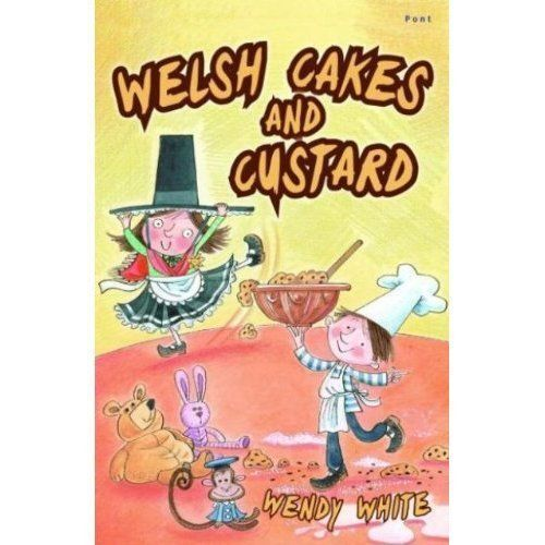 1 of 1 - Welsh Cakes and Custard-ExLibrary