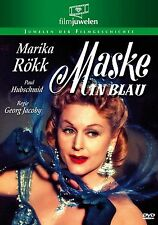 Maske in Blau (1953) - mit Marika Rökk und Paul Hubschmid - Filmjuwelen DVD
