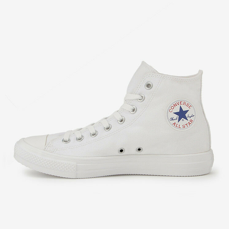 CONVERSE ALL STAR LIGHT HI White Limited Chuck Taylor Japan Exclusive