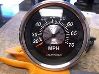 Crownline Boat Teleflex 70 Mph Speedo Speedometer 50060