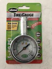 Slime 22012 Pencil Tire Pressure Gauge 5-50 PSI