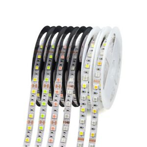 1-Roll-5M-Waterproof-12V-LED-Strip-Light-5050-RGB-RGBW-RGBWW-Pink-Ice-Blue-Red
