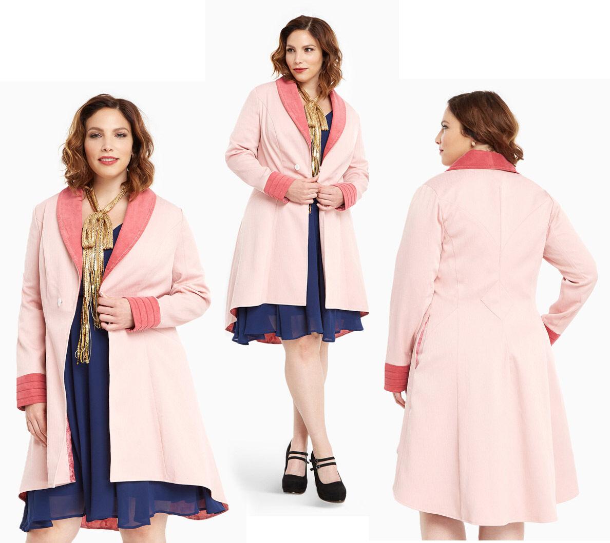 Torrid  Fantastic Beasts & Where To Find Them   Queenie  Costume Coat Plus Size