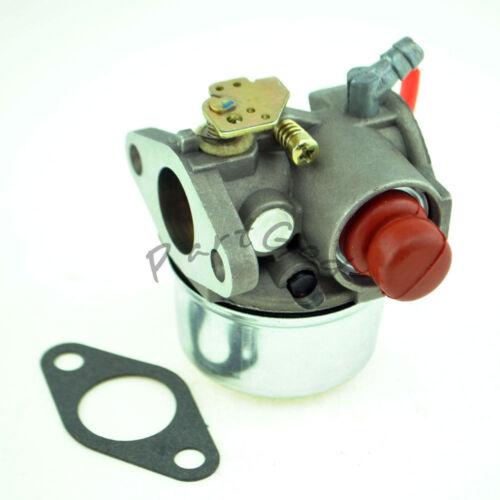 Carburetor Fits Tecumseh TORO Recycler Lawnmower 20016 20017 20018 Carb US  E3