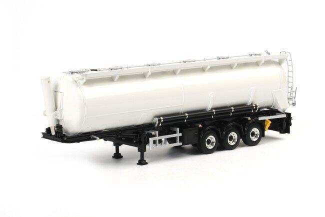 WSI 03-1011 Camion à Benne Tanker Trailer (3 ESSIEUX) échelle 1 50