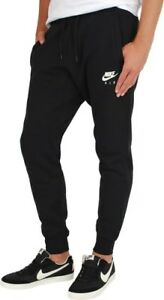 Mens New Nike Skinny Fit Tracksuit Jogging Bottoms Joggers Sweat ... fe0fa6aeb