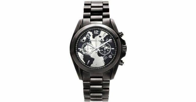 Michael kors mk6271 bradshaw limited edition stop hunger black watch michael kors mk6271 bradshaw watch hunger stop limited edition black watch gumiabroncs Gallery