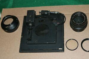 Vintage-Lens-Goerz-Apochromat-Red-Dot-Artar-12-in-F-9-824351-amp-extra