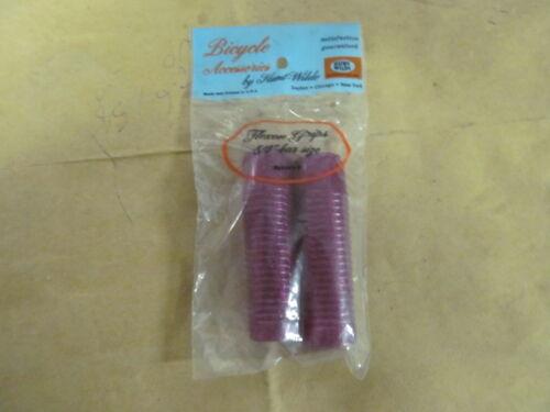 """Grips Purple 3//4/"""" X 3 1//2/"""" Hunt-Wilde Flexon Plastic Jr"""