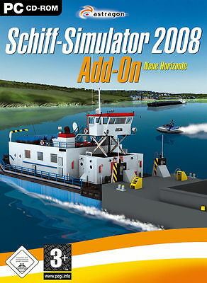1 von 1 - Schiff-Simulator 2008: Neue Horizonte (PC, 2008)