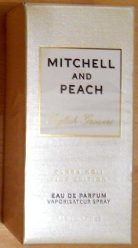 """MITCHELL & PEACH FLORA NO. 1"" EAU DE PARFUM 50ML 9095% REMAINING"