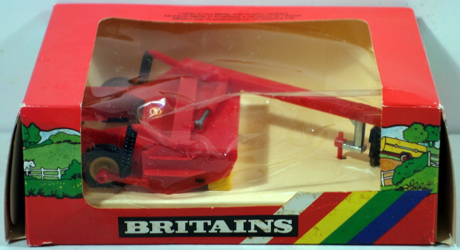 DTE ENGLAND BRITAINS MODEL VICON GRASS MOWER NIOB