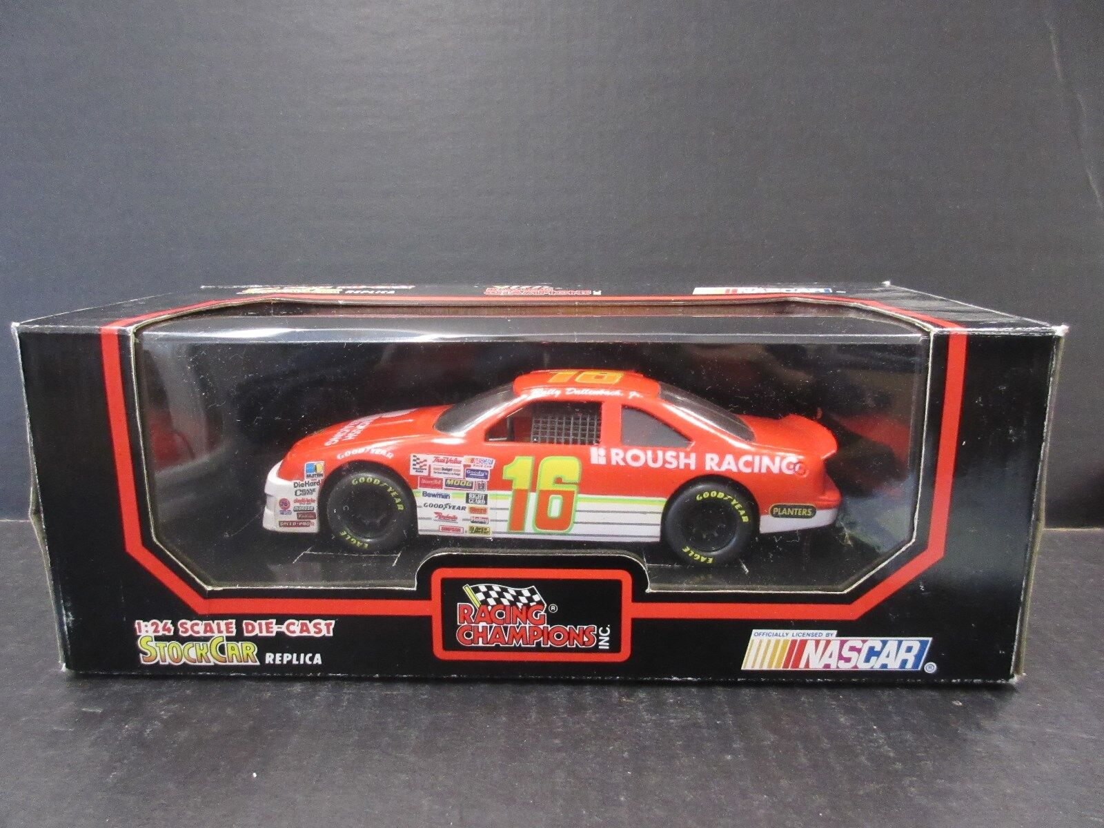 1992 Racing Champions 1 24 Wally Dallenbach Jr.  16 Nascar